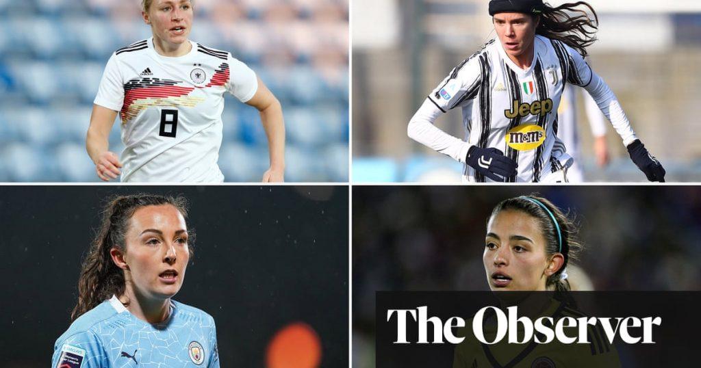 'sürekli bir mücadele': en iyi dört oyuncu, kadın futbolunun geleceğini tartışıyor